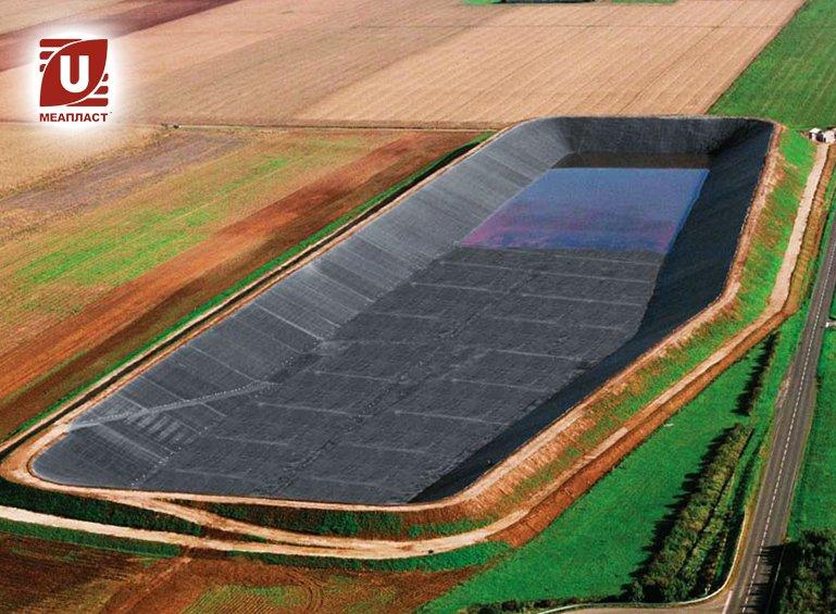 Геосинтетические материалы в сельском хозяйстве