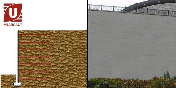 Панель на всю высоту стены