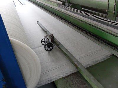 Иглопробивное волокно
